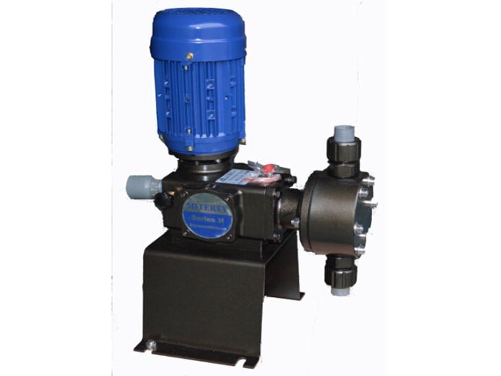 立式机械隔膜计量泵