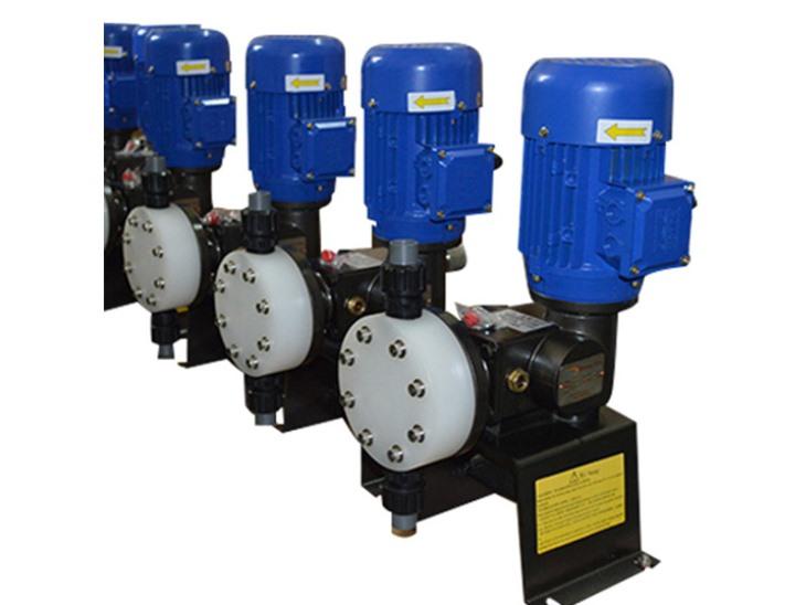 造纸厂用计量泵