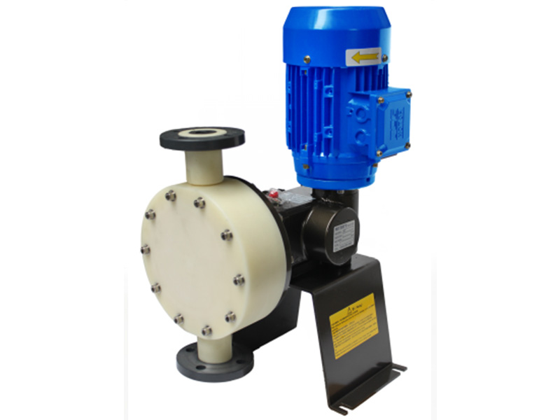 机械隔膜计量泵常见问题介绍